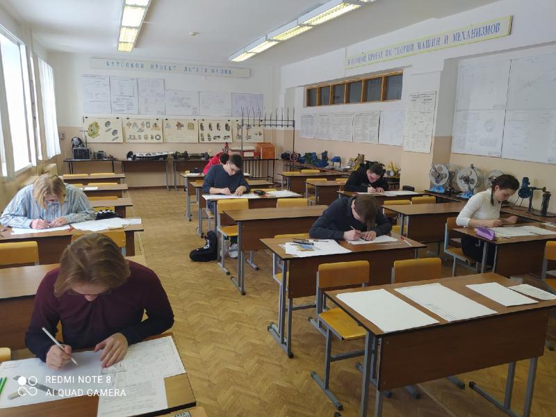 мастер-класс для студентов ЛПК, март 2021 г.